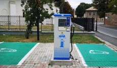 Târgovişte – Staţiile electrice de reîncărcare pentru maşinile electrice sunt funcţionale