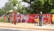 Un nou parc în Găeşti. Ce idee au avut 5 adolescenţi talentaţi