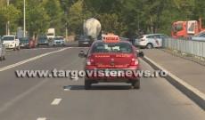 Situaţie halucinantă în Târgoviște. Cum s-a prezentat un bărbat care urma să susţină traseul pentru permisul auto