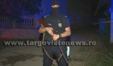 Atac sângeros la Văcăreşti! Doi poliţişti au fost tăiaţi cu coasa, doi agresori au fost împuşcaţi