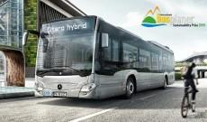 """""""Primul autobuz Mercedes-Benz Citaro Hybrid va ajunge la Târgovişte pe 23 noiembrie"""""""