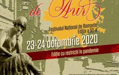 """Festivalul Naţional de Interpretare şi Creaţie a Romanţei """"Crizantema de Aur"""", ediţia a 53-a"""