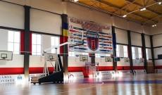 """""""Sala Clubului Sportiv Şcolar Târgovişte este din nou funcţională"""""""