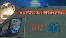 Accident pe DN7, la Tărtășești. Un bebeluș de numai 2 luni a fost rănit