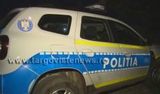 Româneşti, Potlogi – Petrecere spartă de poliţişti. 10 petrecăreţi au fost amendaţi cu 6500 de lei
