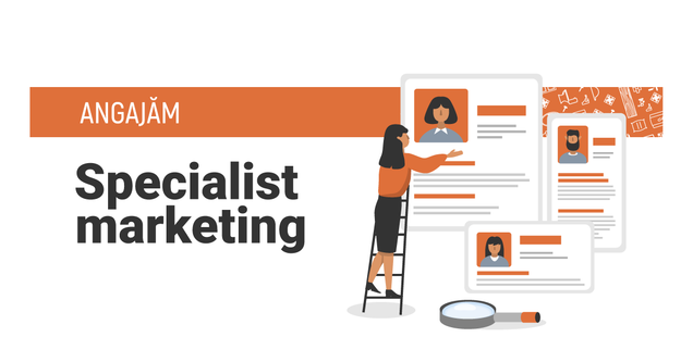 REGATA angajeaza Specialist marketing!