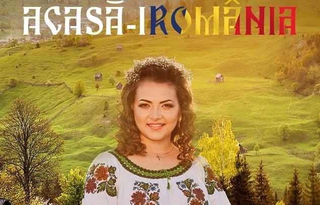 """Melodia la care plânge toată ţara – """"Acasă-i România"""""""