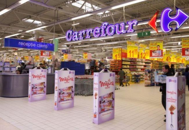 Hipermarketul Carrefour Târgoviște, proiect împotriva risipei alimentare