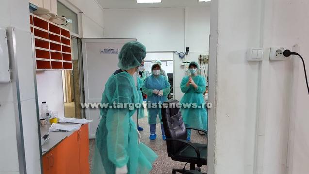 A început vaccinarea anticovid, în judeţul Dâmboviţa