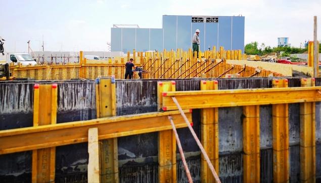 Târgovişte – În ce stadiu sunt lucrările la noul parc de lângă mall