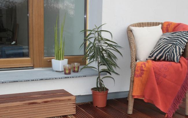 Cum să transformi un balcon sub 15 m² în terasă, pentru a avea propria ta oază de liniște și relaxare