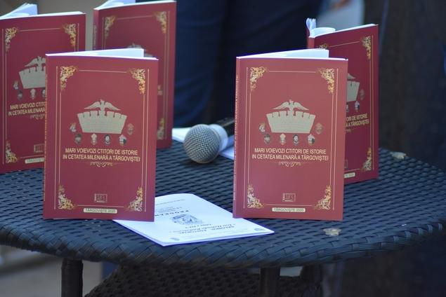 Sărbătoarea Cetății Târgoviște a debutat cu Salonul Editorial I.H. Rădulescu