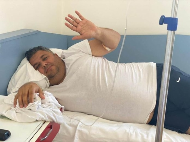 Bogdan Simion a decedat, la 49 de ani, în Secţia ATI Covid de la Spitalul Judeţean Târgovişte