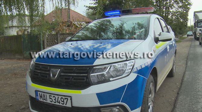 Peste 390 de polițiști au fost mobilizați pe drumurile din Dâmbovița