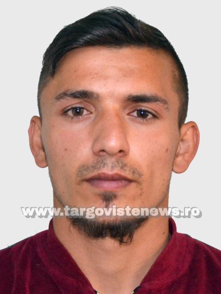 Un individ, de 22 de ani, evadat, este căutat de toți polițiștii din Târgoviște! L-ați văzut?