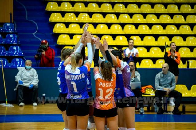 Sala Sporturilor din Târgoviște, un nou turneu pentru Campionatul Național de volei feminin – Divizia A1