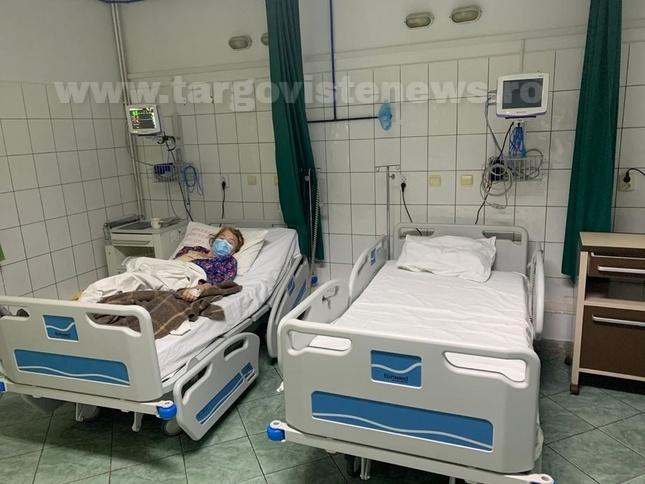 Spitalul Judeţean Târgovişte – Noi 70 de paturi electrice, cu telecomandă