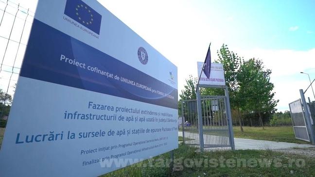 """Compania de Apă Târgoviște – Dâmbovița: """"Considerăm atacurile la adresa noastră ca fiind nefondate"""""""