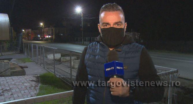DN72, la Mija, blocat din cauza unui tir care tracta o platformă