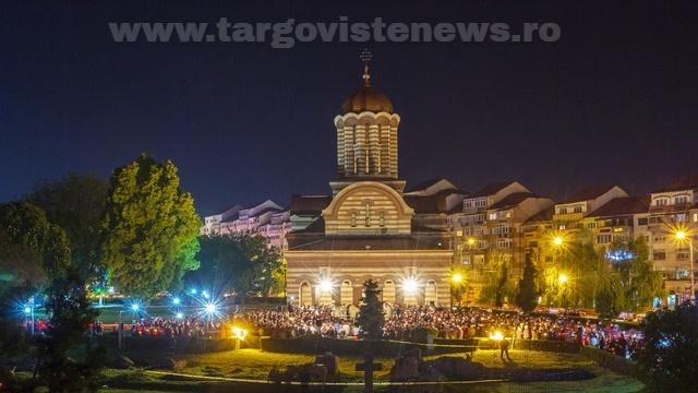 Catedrala din Târgovişte – Programul slujbelor