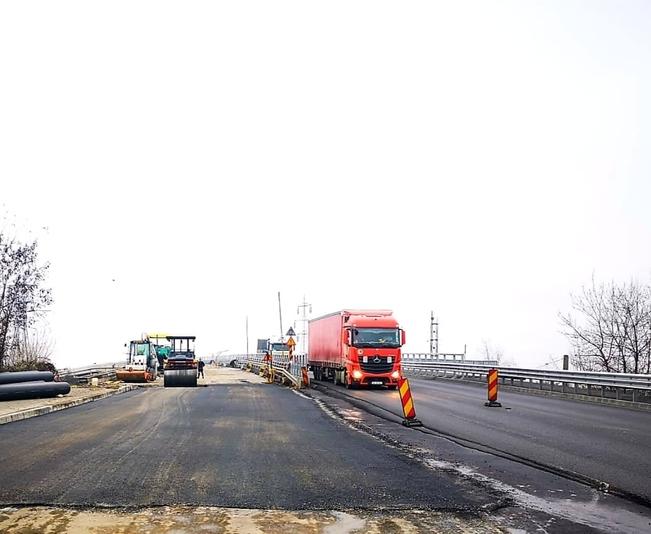 """""""Lucrări complexe la poduri și pasaje rutiere pe șantierul de reabilitare si modernizare a centurii municipiului Târgoviște!"""""""