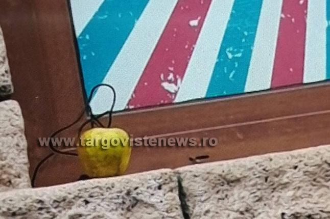 Patroana unui restaurant de pe Centrul Vechi al Târgoviştei a sunat la poliţie şi a anunţat că a fost ameninţată cu o bombă