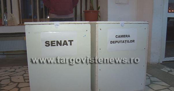 628 de poliţişti dâmboviţeni sunt la datorie în ziua alegerilor parlamentare