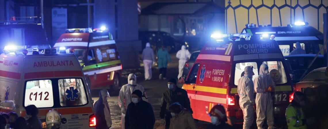 Un al cincilea pacient a fost găsit mort în saloanele care au ars la Institutul Matei Balş