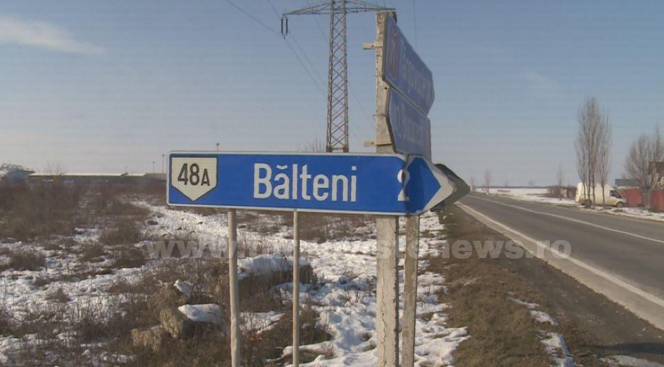 Bărbat din Bălteni, dispărut în Bucureşti, găsit mort la Medicina Legală