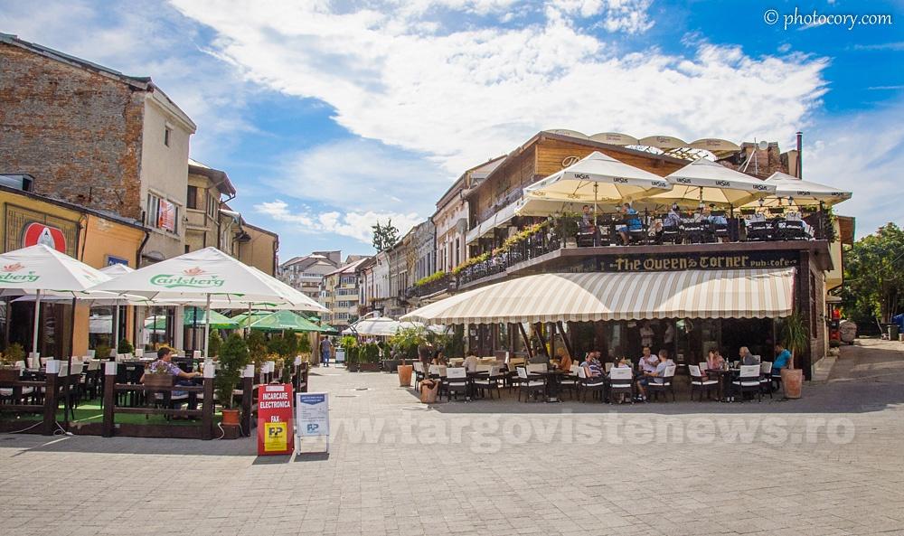 Târgovişte – S-au redeschis restaurantele şi cafenelele, dar la 30 la sută din capacitate