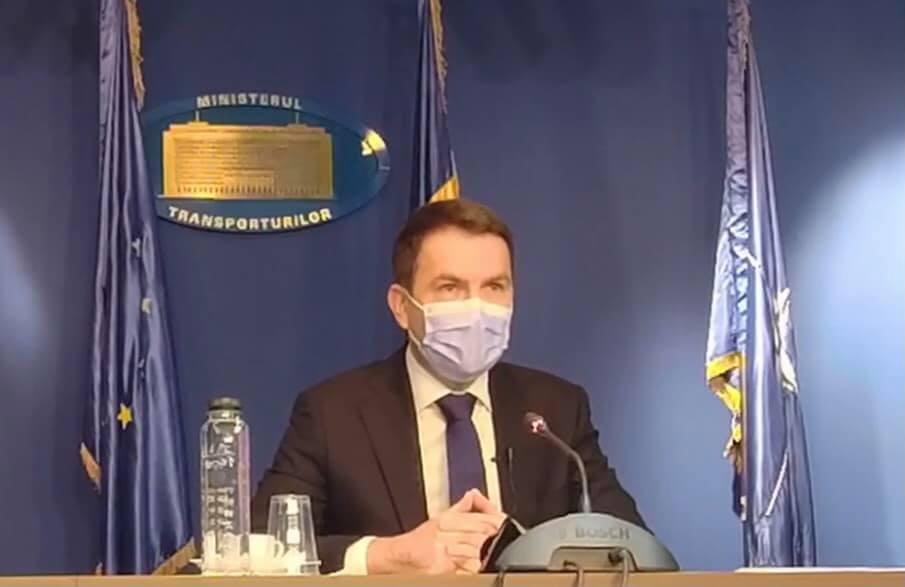 """Ministrul Transporturilor: """"Viitorul drum expres trebuie realizat de la Târgoviște și până în centura Capitalei, nu doar până la Bâldana, accesând fonduri europene"""""""