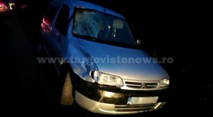 O femeie a fost accidentată mortal de un şofer, de 19 ani