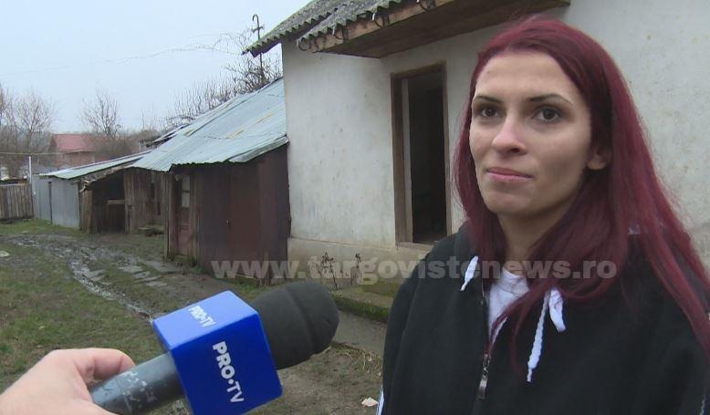 Panică într-un bloc din Moreni, după ce un apartament a fost mistuit de flăcări