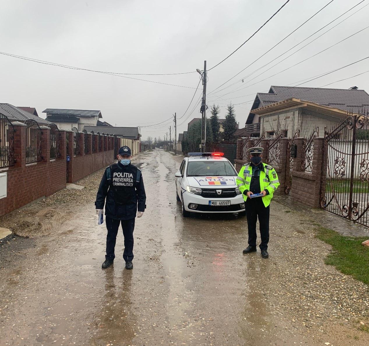 Furturile din locuinţe, în atenţia poliţiştilor târgovişteni