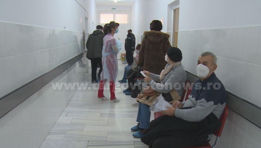 ULTIMA ORĂ – Pe 1, 2 şi 3 mai, liber la vaccinare cu Pfizer, la Târgovişte, fără programare