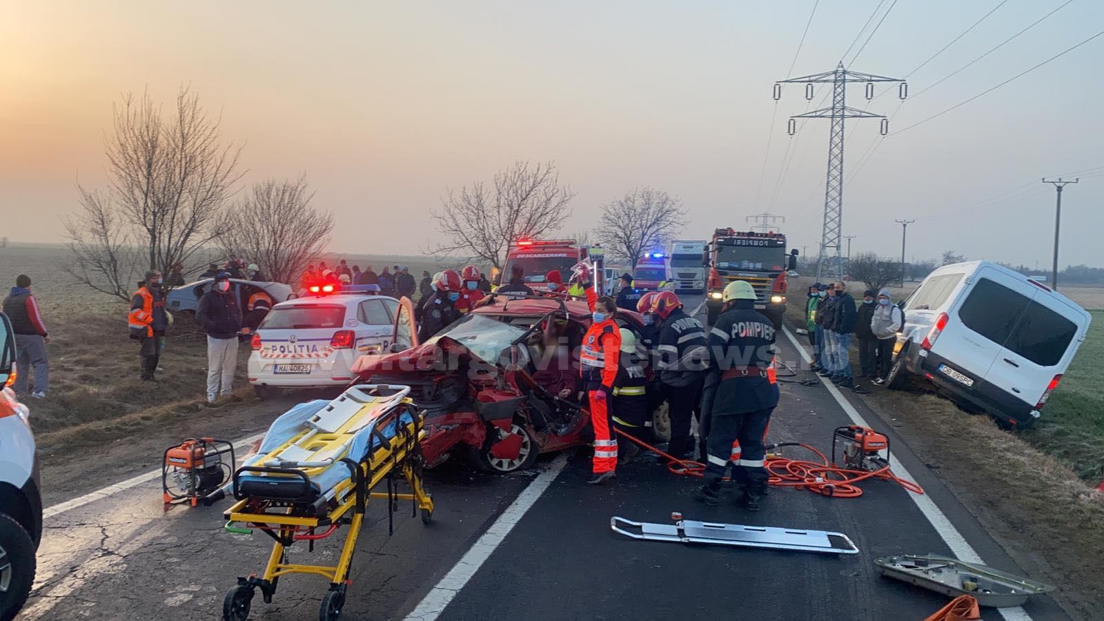 """Mărturiile celor implicaţi în accidentul de la Mircea Vodă. """"Au rămas toţi încarceraţi"""""""