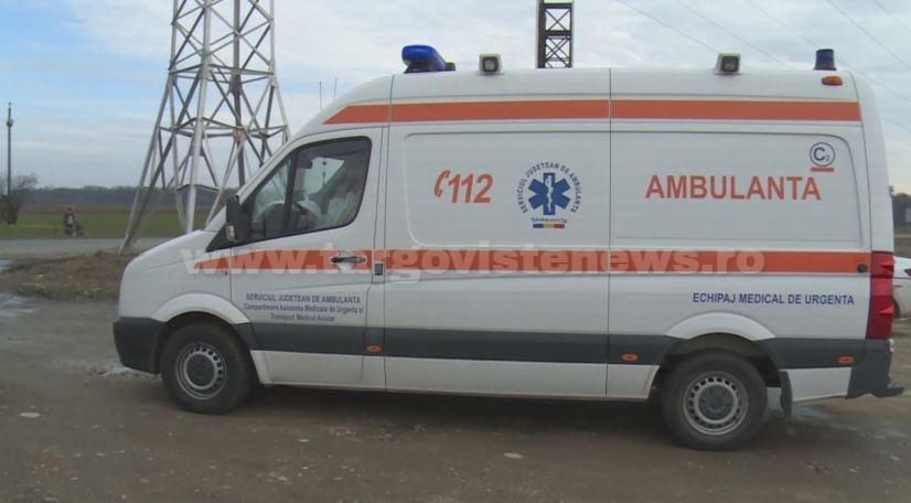 Accident pe DN 7, la Tărtăşeşti. O femeie a fost rănită