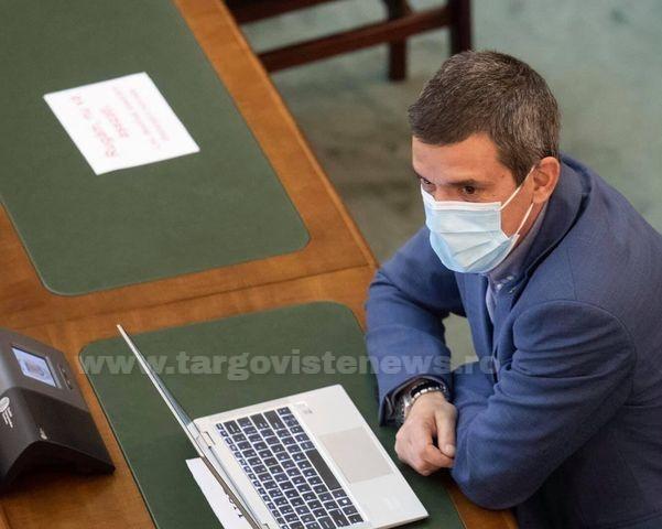 """Senatorul Dragoș Popescu – """"Susțin refacerea drumului din munte la o valoare reală, nu la preț de autostradă"""""""