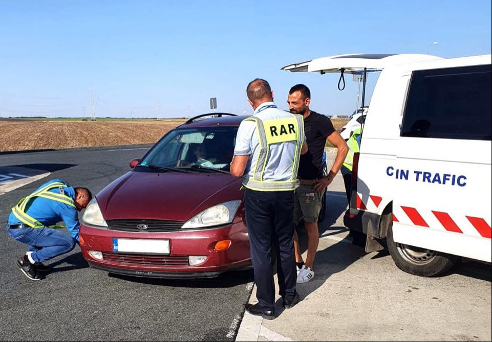 Ce nereguli grave au scos la iveală controalele făcute în trafic de inspectorii RAR