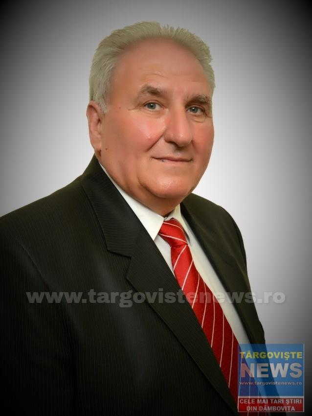 A murit fostul viceprimar al comunei Aninoasa, Vasile Holban