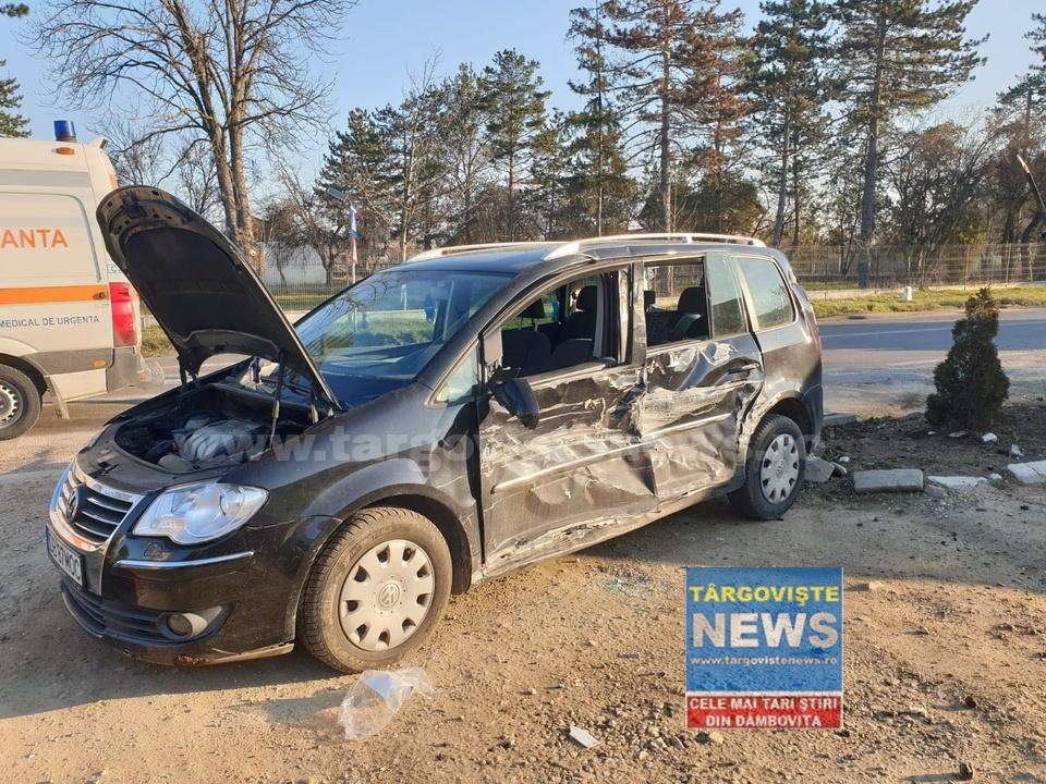 """""""Şoferiţa a făcut stânga, fără să se asigure, camionul a intrat în depăşire pe linia continuă"""""""
