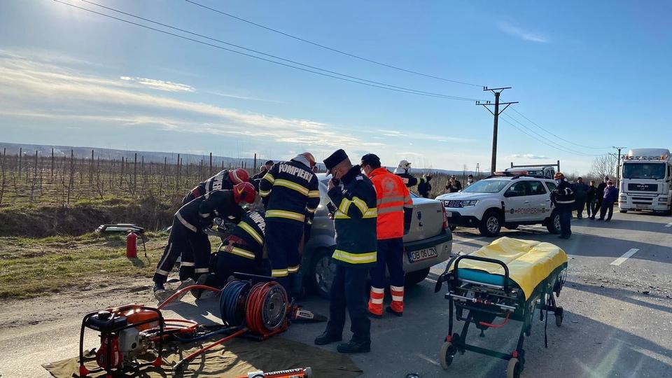 A decedat și șoferul de 75 de ani, care a provocat accidentul cumplit în care doi soți și-au pierdut viața