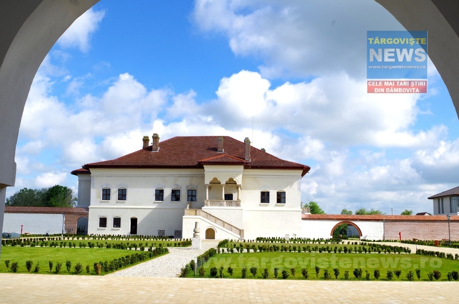 """Complexul Naţional Muzeal """"Curtea Domnească"""" Târgovişte trece la programul de vară"""