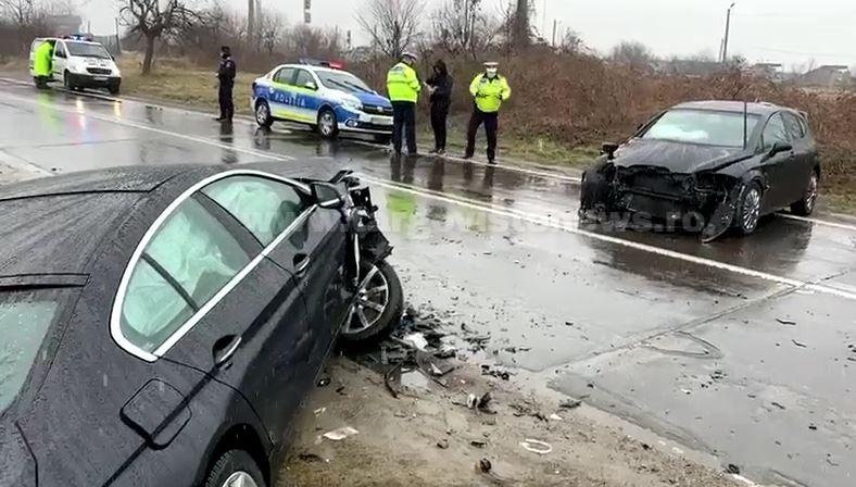 Accident cu trei victime, la Doiceşti