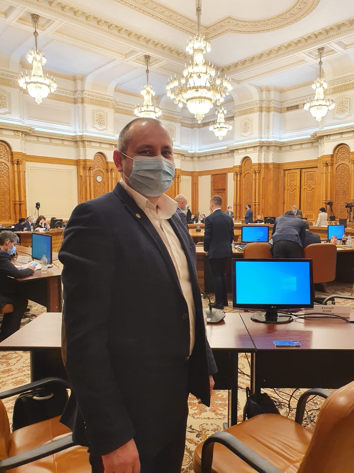 """Deputatul Daniel Blaga: """"USR PLUS și-a asumat încă de la început eliminarea tuturor pensilor speciale """""""