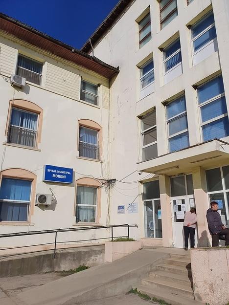 Maternitatea Spitalului Moreni a primit o centrală termică în valoare de 5000 de euro