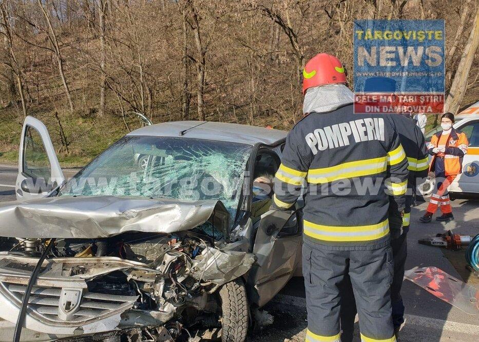 Doi soți, de 41 și 45 de ani, au murit într-un accident de circulație provocat de un șofer, de 75 de ani