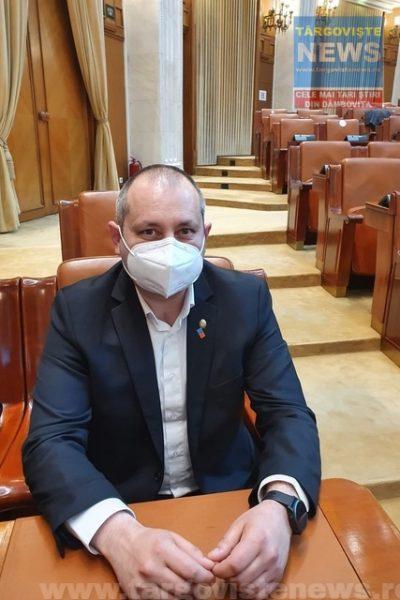 """Liderul USR PLUS Dâmboviţa, deputatul Daniel Blaga, noutăţi despre COS Târgovişte: """"Se poartă discuții cu mai mulți potențiali investitori """""""