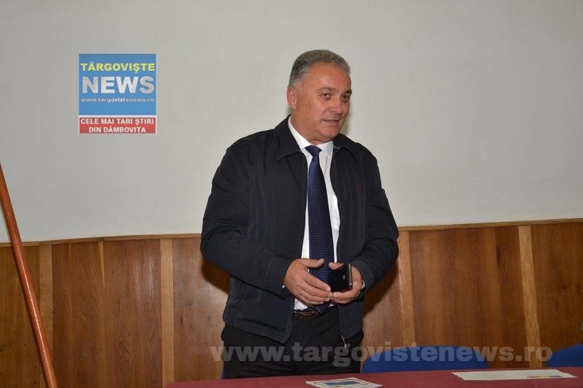 Zile cumplite pentru fostul prefect al judeţului Dâmboviţa, Ioan Marinescu. Ce diagnostic cutremurător i-au pus medicii