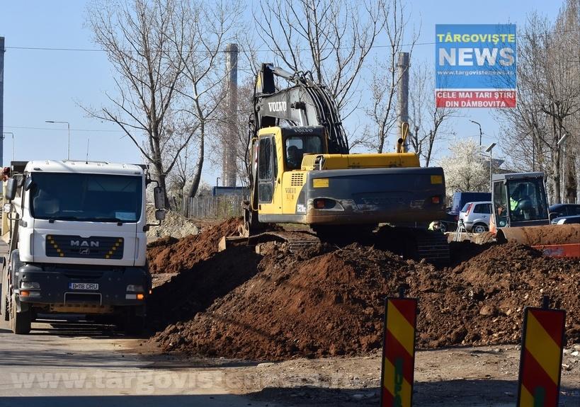 """""""Drum lărgit pe 4 benzi, parcări, spații verzi și pistă de biciclete către zona UM Gara și """"Dâmbovița Mall"""""""